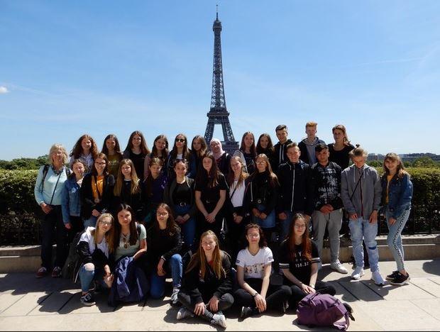 Frankreichaustausch 2019