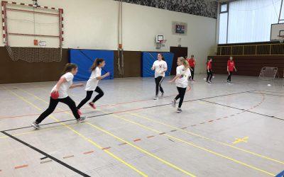 Tchoukball-Turnier (Jg. 7)