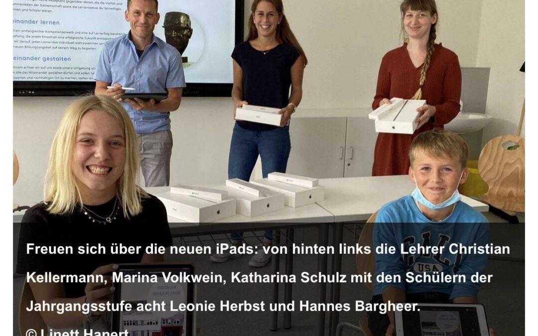 Digitalisierung an der Gudensberger Schule