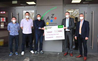 Dr.-Georg-August-Zinn-Schule gewinnt mit neuem Konzept 10.000€